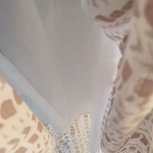BCBGeneration Dresses - BCBGeneration Maxi Off The Shoulder Tiered Dress